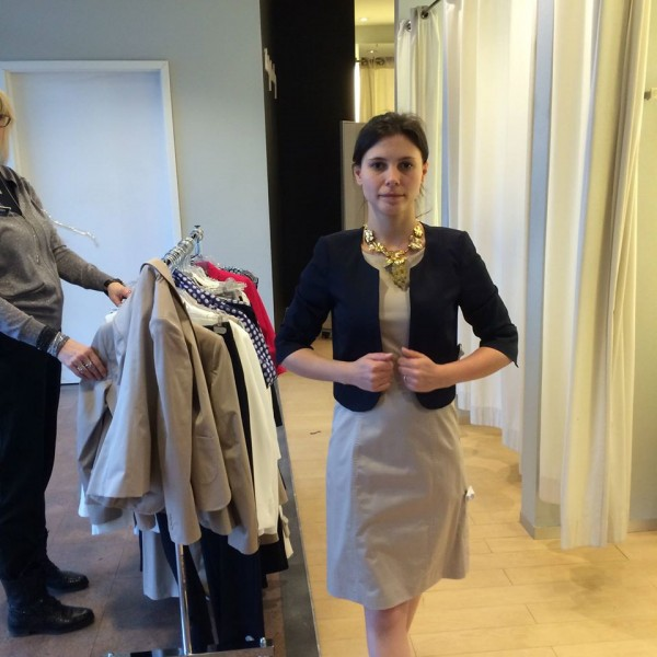 Shoppingtag Businesskleidung