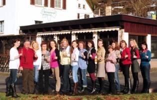 Jahrestreffen der Sächsischen Weinhoheiten a.D. im Januar 2011 Foto Kahle
